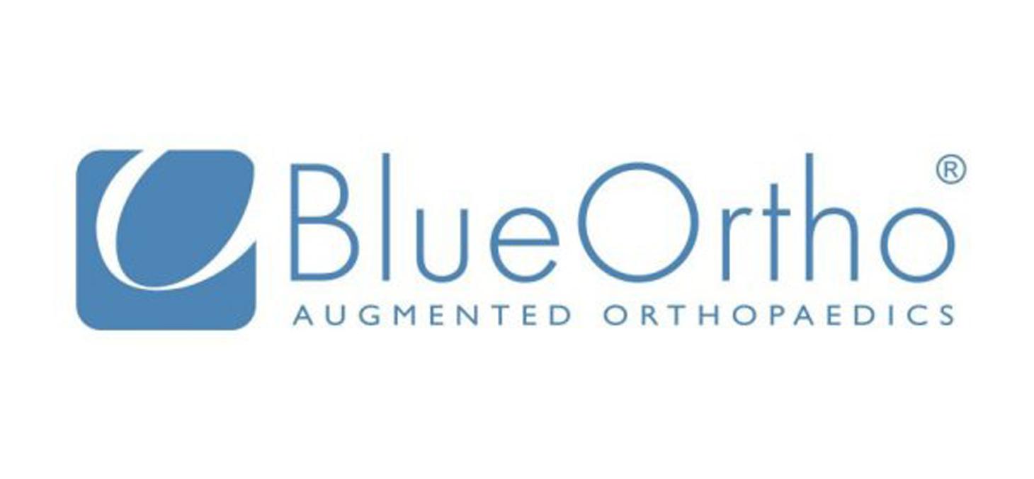 Logo Blue Ortho